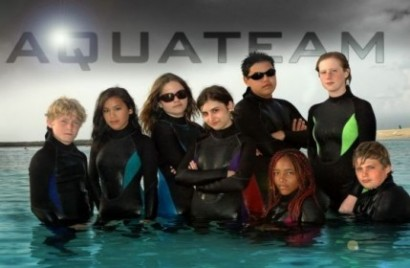 Aquateam tv series by Arcadia Entertainment, edited by Jake Harris