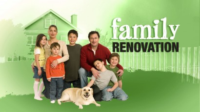 Family Renovation tv series by Ocean Entertainment, edited by Jake Harris
