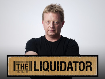 The Liquidator series editor Jake Harris