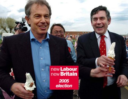 Tony Blair 2005 Election Jake Harris camera editor